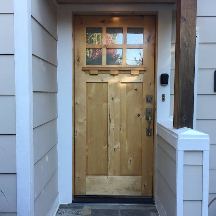 Quiet home in Seattle's Broadview neighborhood