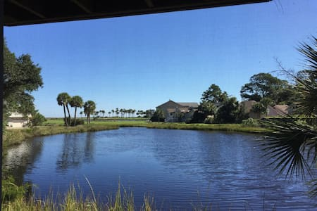 Fripp Island Ocean & Golf Views! - Saint Helena Island