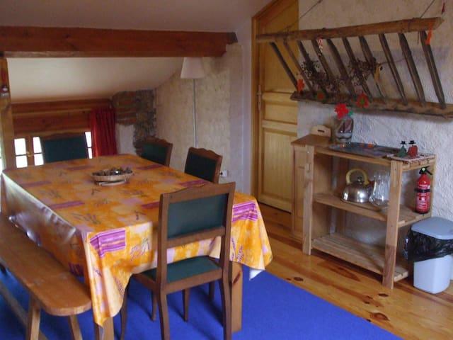 Gite des Benoits - Saint-Rirand - Huis
