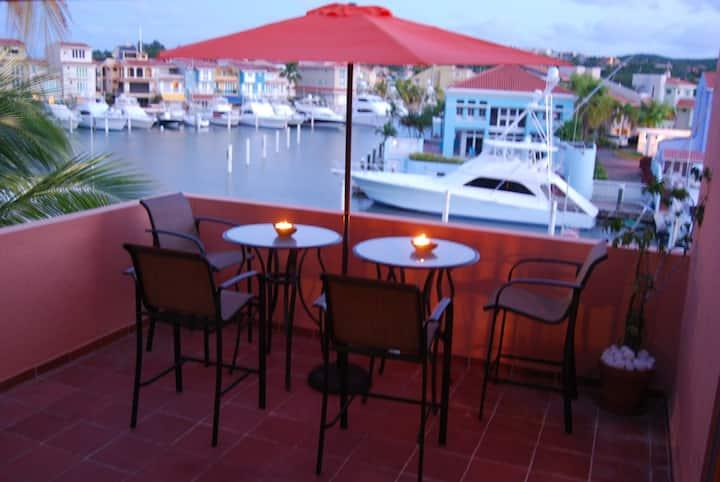 Waterfront Palmas Del Mar Villa