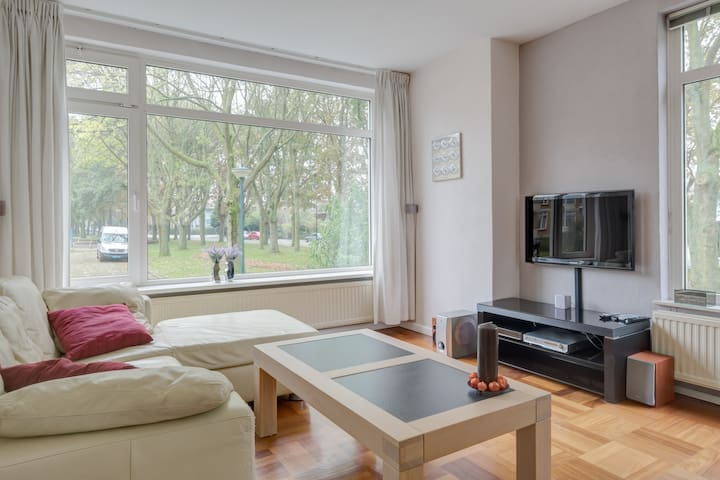 Private apartment 75m2. Free bikes - Oegstgeest