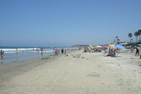 Del Mar Beach Cottage by the beach! - Del Mar