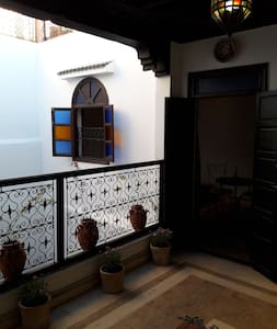 Cozy suite in the heart of the ancient medina (Ria - Marrakesh - Dům pro hosty