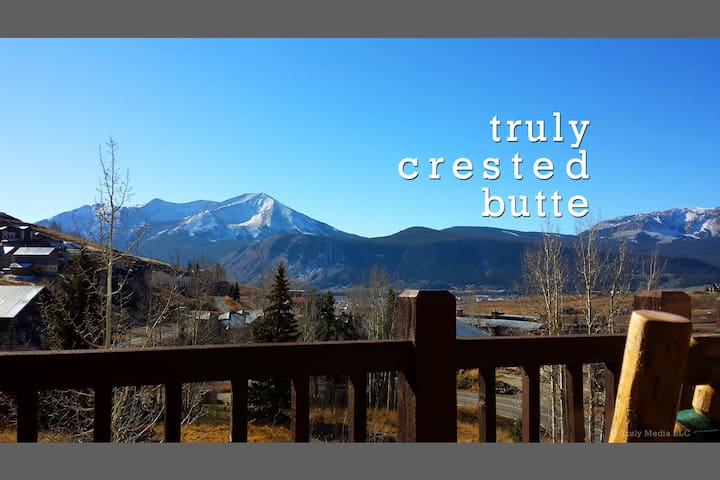 3 Bed/3 Bath Condo - Great Location.  Awesome View - Mount Crested Butte