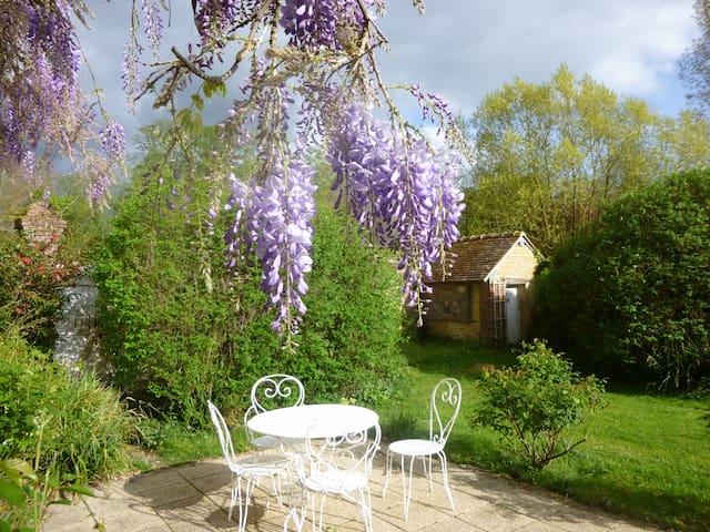 3 chambres d'hôtes en Normandie - Croissanville - ที่พักพร้อมอาหารเช้า