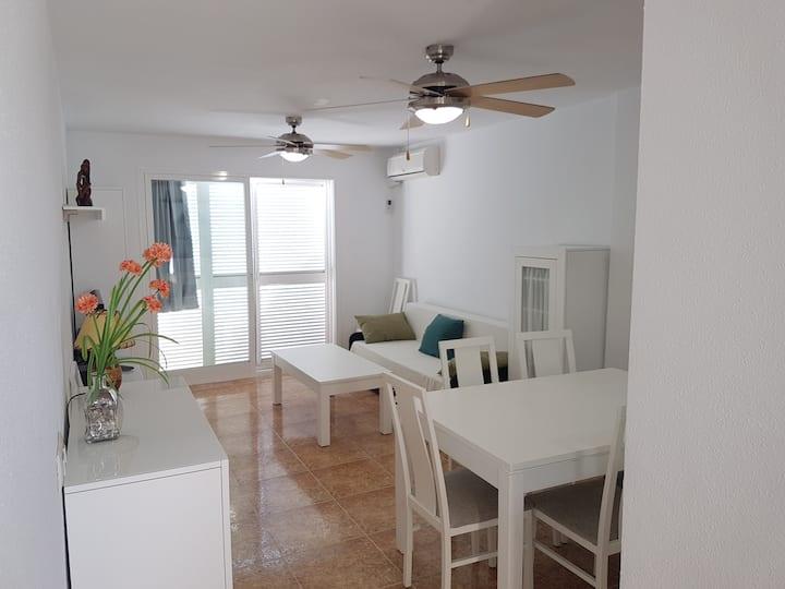 Apartamento+Terrazas (familiar y para descansar)