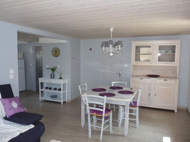 Appartement Flo et Nico - Pontarlier - Apartment