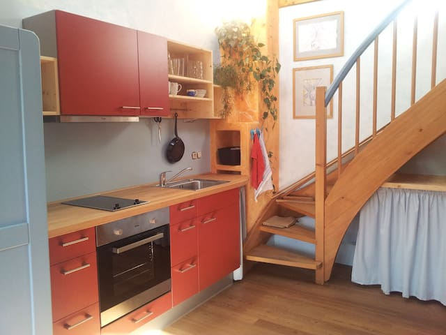 Comfortable apartment near Munich  - Ottenhofen - Dom
