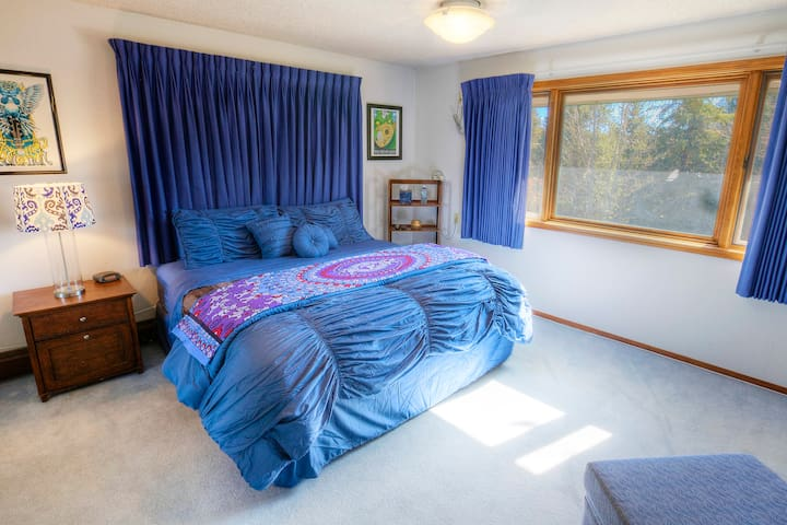 Bud & Breakfast: Jerry Garcia Suite - Silverthorne - Bed & Breakfast