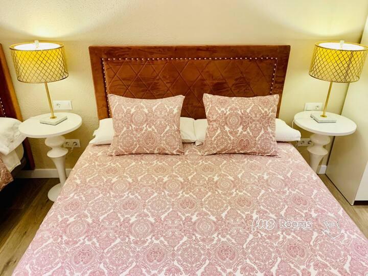 Hi Valencia Cánovas - Apartamento confort  - Tarifa estandar