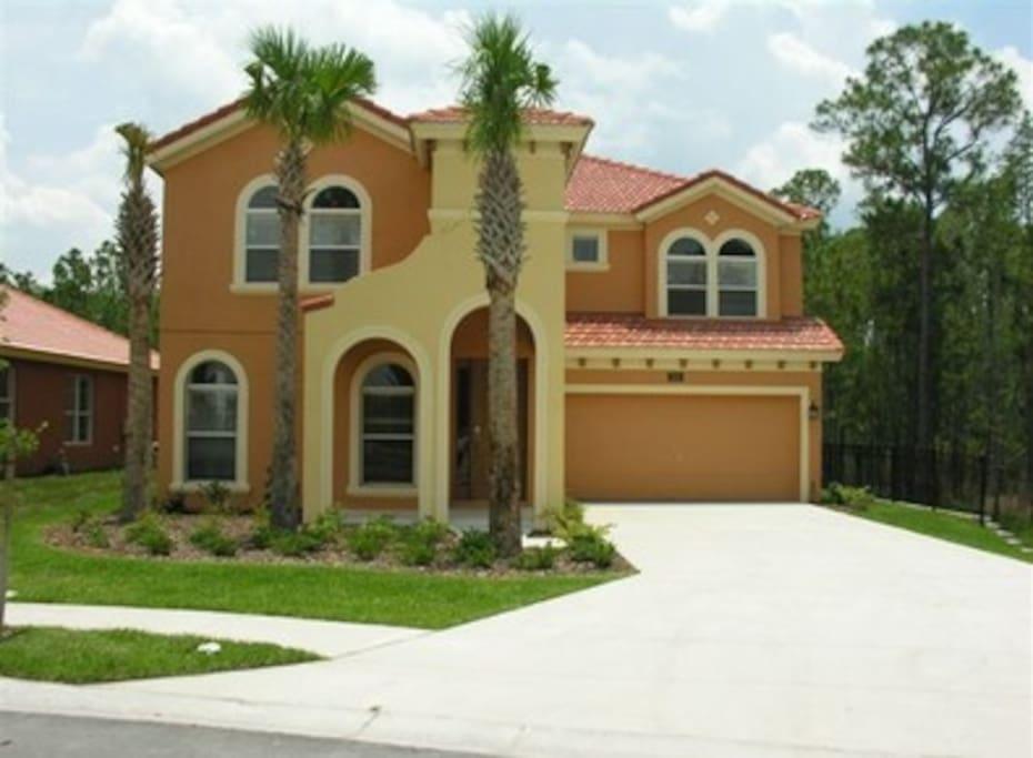 Sweet Home Vacation Disney Rentals Vacation Homes Florida Orlando Watersong.