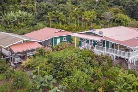 The Hippie And The Rasta Coffee Farm House