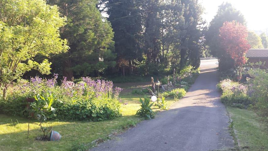 Gartenblick für 2 bis 4 Personen - Wildberg - Apartment