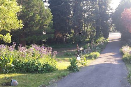 Gartenblick für 2 bis 4 Personen - Wildberg