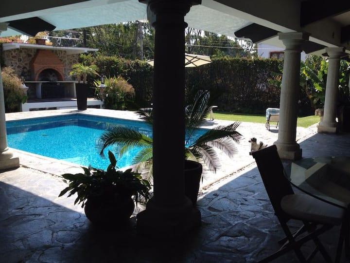 Amazing house in Cuernavaca