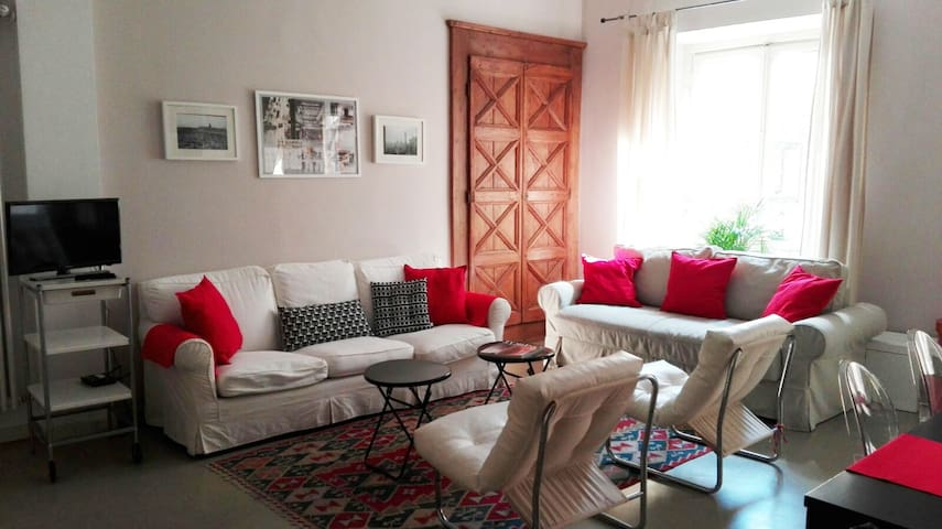 Charming flat in the heart of Turin