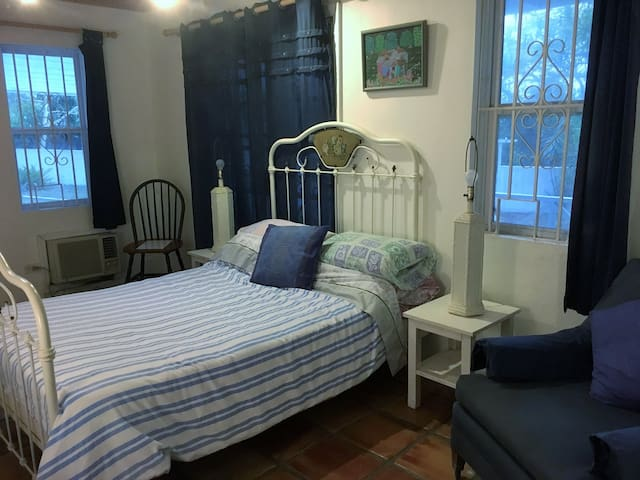 Bed & Breakfast,  Large Double Bedroom with Porch