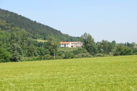 Farmhouse near Mirepoix, Ariege, - Manses