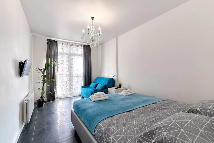 Salaris Lagoon apartment
