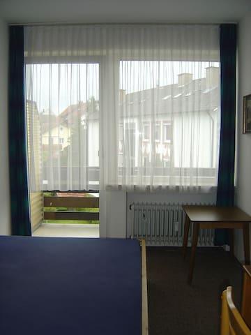 Zimmer mit DU/WC in zentraler Lage - Bad Wörishofen - Ház