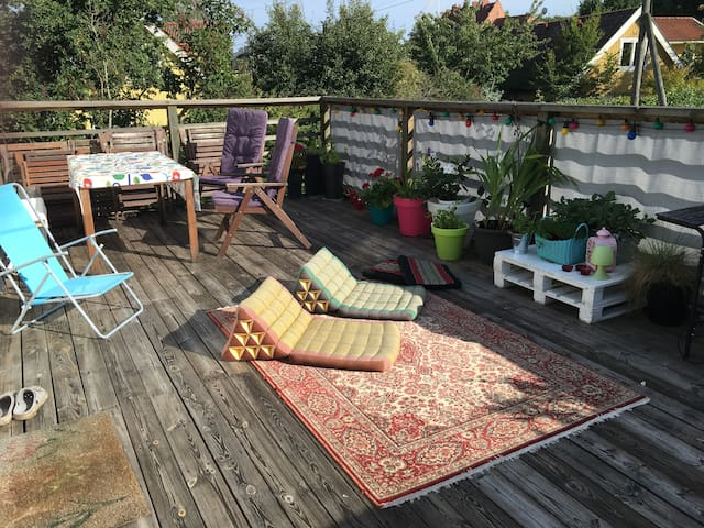 Close to sea villa 30min fr city - Lidingö - House