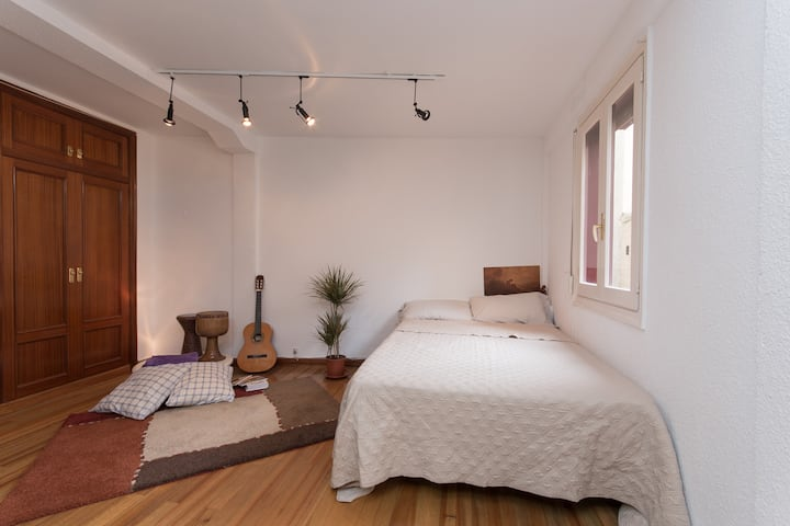 Cozy apartment in Bilbao center. N2.
