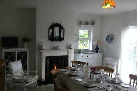 Carol's Cottage - Wild Atlantic Way - County Donegal