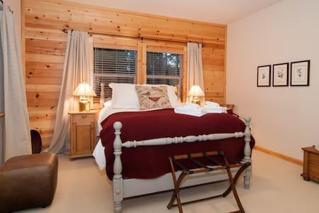 Luxury 2 Room Suite-Tahoe Donner
