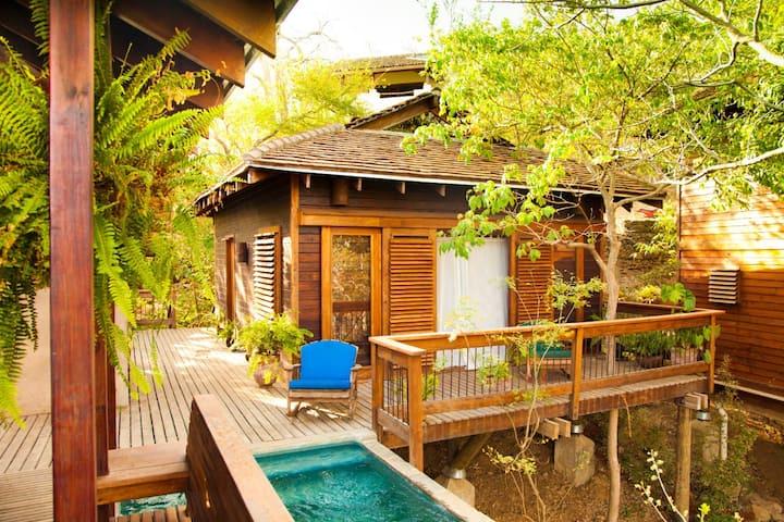 Forest View Luxury Suite Aqua Wellness Resort