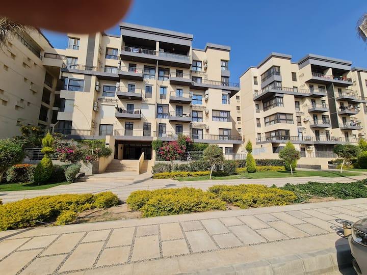 Cosy apartment in Madinaty B8