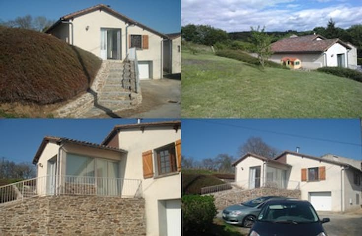 Lovely little house in Limousin - La Croix-sur-Gartempe - Casa