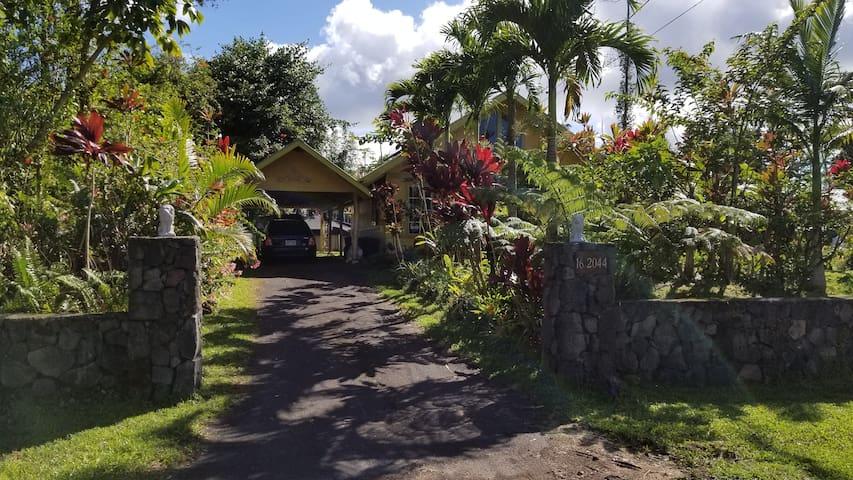 Big Island of Hawaii Cozy Home
