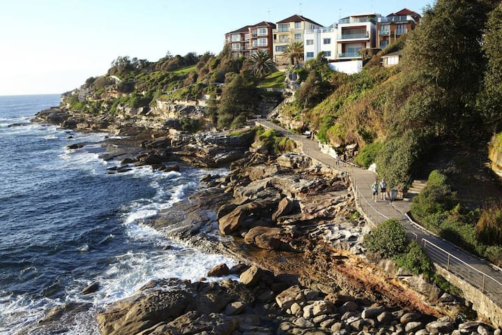 The Famous Bondi to Coogee Walk
