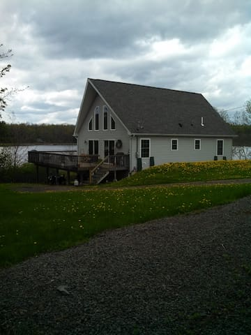 Lakefront Nature Home 3 BR 2 BA - Susquehanna - Dom