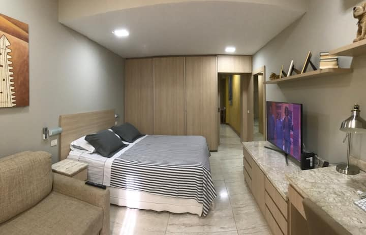 Apartamento no centro de Copacabana