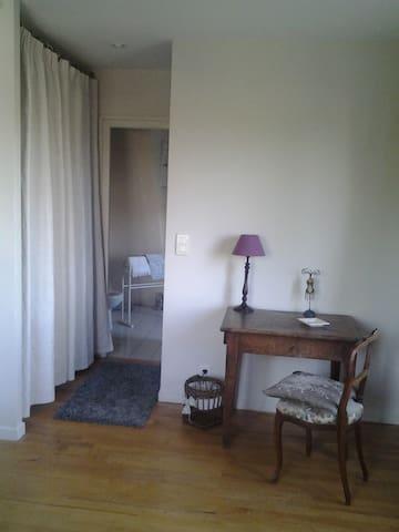 Chambre et SdB independante proche Villefranche - Arnas - House