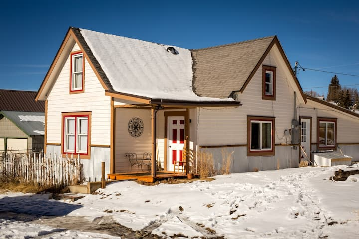 Charming Downtown Leadville Home