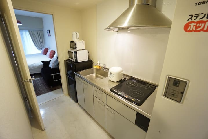 Legal guest house!10min to Namba sta.南海難波#HV61