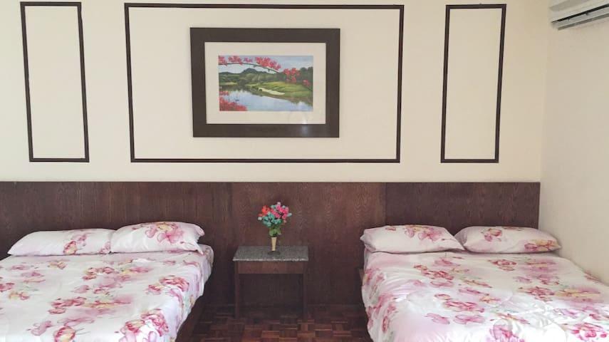 A nice view place with natural - Alor Gajah - Appartement en résidence