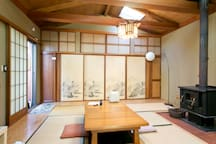 Traditional Japanese Tea House