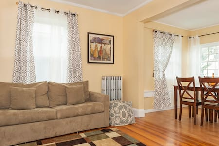 Beautiful, Clean & Quiet  2 BR-  15 min to BOSTON - Waltham