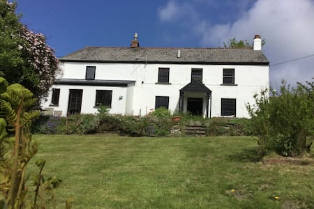 The Thornes characterful cottage on edge of Exmoor - Devon - Hus