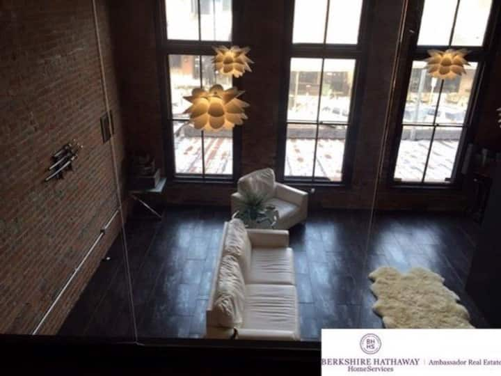 Historic Old Market Condo Downtown