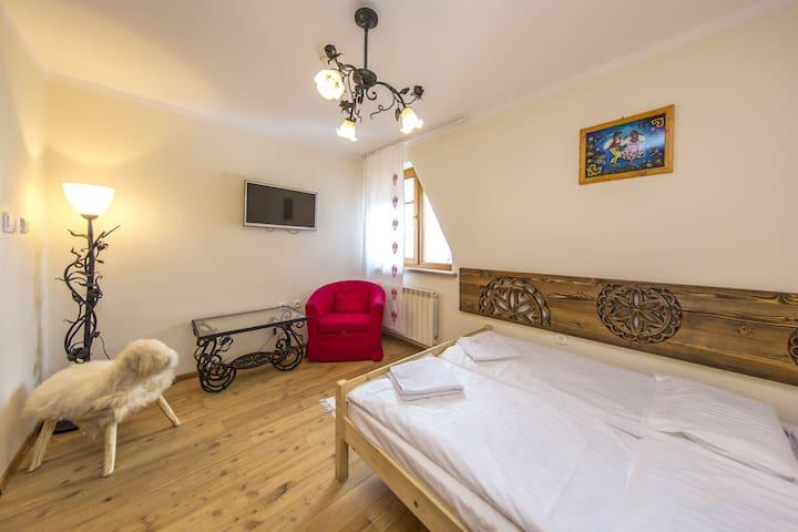 Pokój dwuosobowy w Białym Dunajcu | Moje Tatry - Biały Dunajec