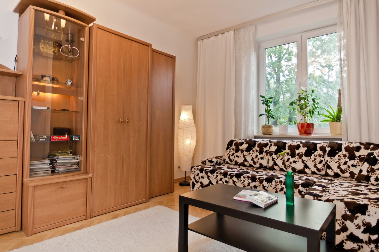 Warsaw Green Surf Apartment by Subway!