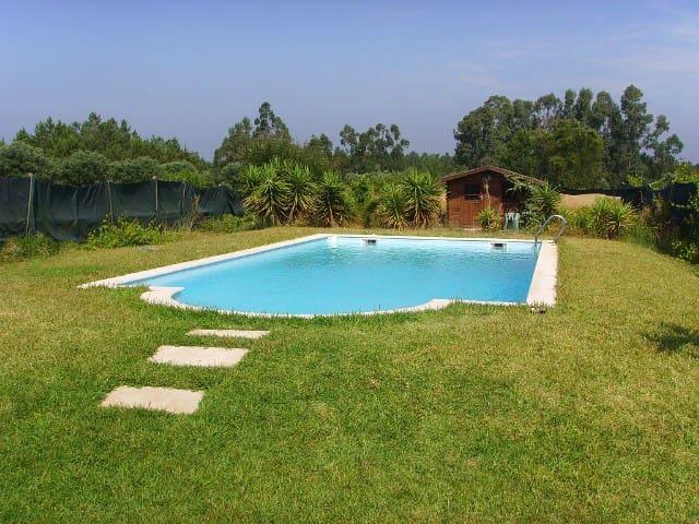 SANTARÉM - COUNTRY HOUSE (PRIVATE POOL) - Glória do Ribatejo