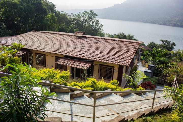 """Hill Side"" Resort Stay at Lavasa"