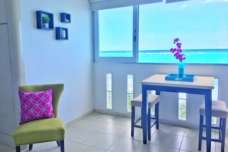 OCEAN VIEW/BEACHFRONT/CONDADO + POOL