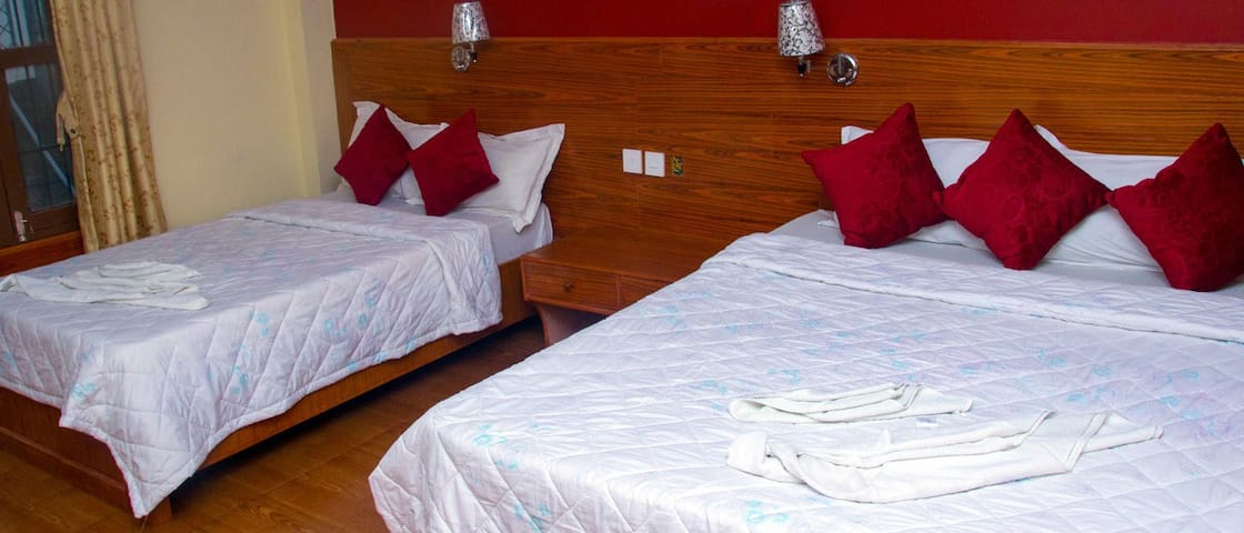 Chitwan forest resort AC Room