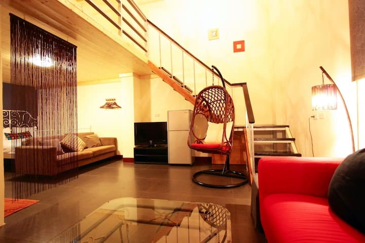 Kenting Good News Homestay - 10 Pax Loft